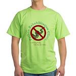 Python rehab clinic Green T-Shirt