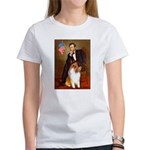 Lincoln / Collie Women's T-Shirt