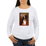 Lincoln / Collie Women's Long Sleeve T-Shirt