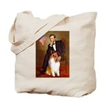 Lincoln / Collie Tote Bag