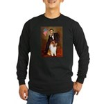 Lincoln / Collie Long Sleeve Dark T-Shirt
