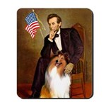 Lincoln / Collie Mousepad