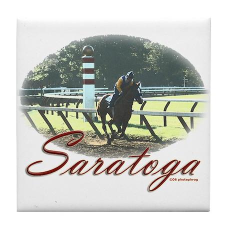 Saratoga Stretch Tile Coaster