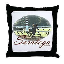 Saratoga Stretch Throw Pillow