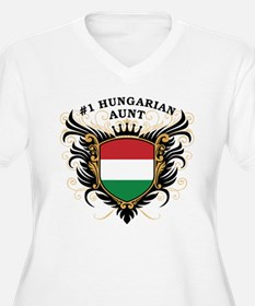 Number One Hungarian Aunt T-Shirt