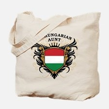 Number One Hungarian Aunt Tote Bag