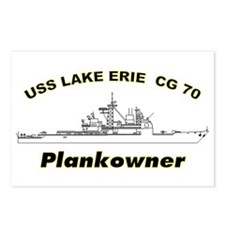 Lake Erie Plankowner Postcards (Package of 8)