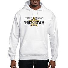 North Dakotan Rock Star Hoodie