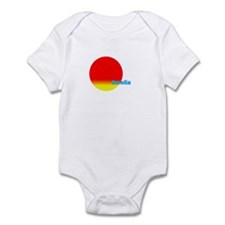 Noelia Infant Bodysuit