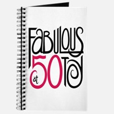 Fabulous at 50! Journal