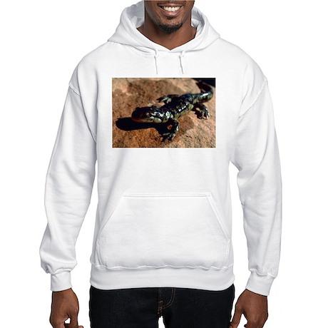 Tiger Salamander Hooded Sweatshirt