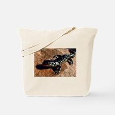 Tiger Salamander Tote Bag