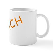 Life Coach: Orange Mug