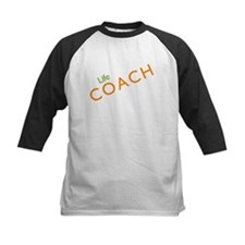 Life Coach: Orange Tee