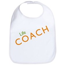 Life Coach: Orange Bib