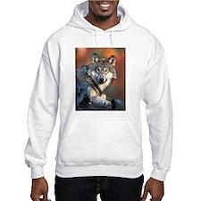 Grey Wolf Hoodie