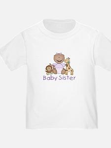 Critter Friends Baby Sister (AF) T