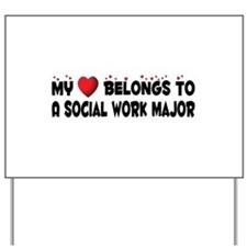 Social Work what is a major