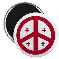 Magnet - Peace for Georgia