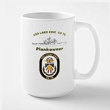CG 70 Plankowner Crest Mug