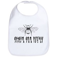 Bee a witch Bib