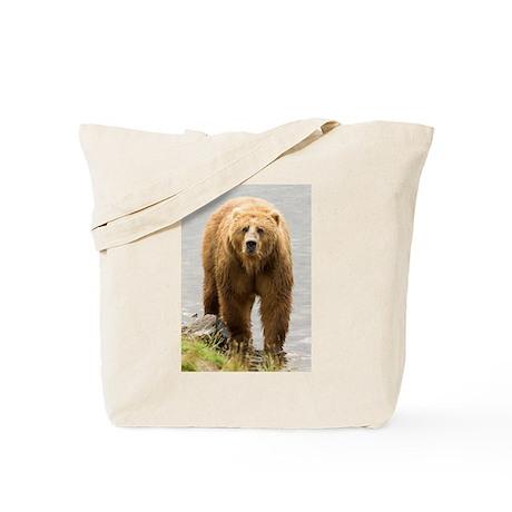 Bear Tote Bag