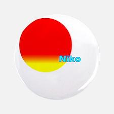 """Niko 3.5"""" Button"""