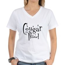 Cougar On The Prowl Shirt