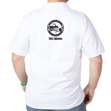 DOUBLE SIDED - US Embassy Kabul T-Shirt