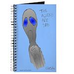 Aliens Are Sad Journal