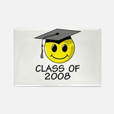 2008 Graduate Rectangle Magnet
