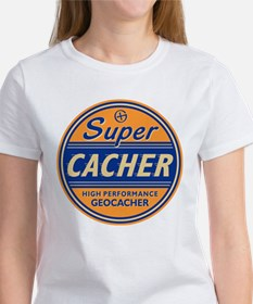 SuperCacher Women's T-Shirt