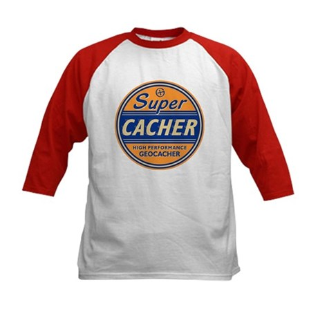 SuperCacher Kids Baseball Jersey