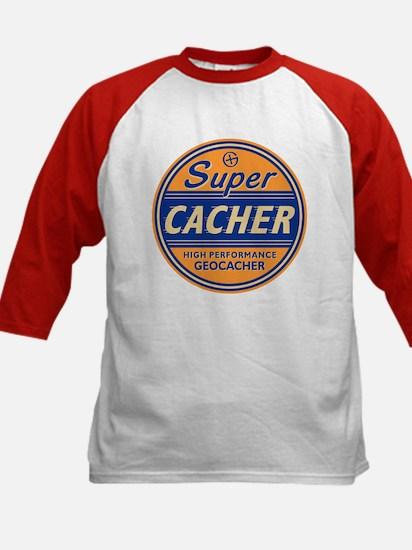SuperCacher Kids Baseball Jersey