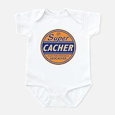 SuperCacher Infant Bodysuit
