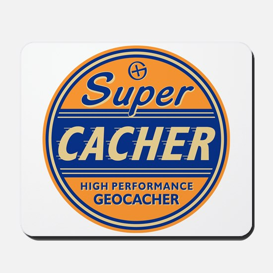 SuperCacher Mousepad
