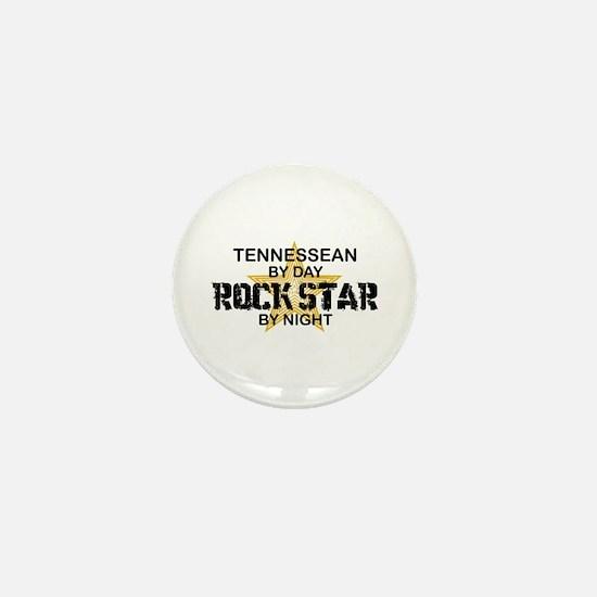 Tennessean Rock Star Mini Button
