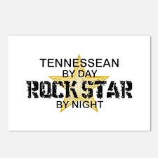Tennessean Rock Star Postcards (Package of 8)