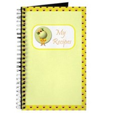 My Recipes Journal