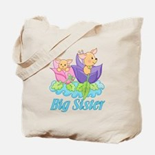 Flower Boat Big Sister Tote Bag