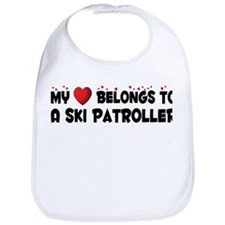 Belongs To A Ski Patroller Bib