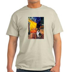 Cafe / Collie (tri) T-Shirt