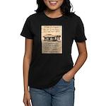 Judge Roy Bean Women's Dark T-Shirt