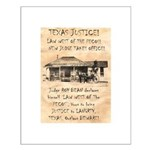 Judge Roy Bean Small Poster