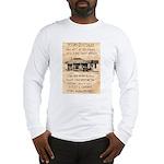 Judge Roy Bean Long Sleeve T-Shirt