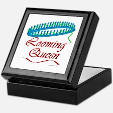 Looming Queen Keepsake Box