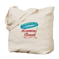 Looming Queen Tote Bag
