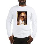 Queen / Collie (tri) Long Sleeve T-Shirt