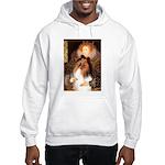 Queen / Collie (tri) Hooded Sweatshirt