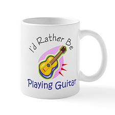 Folk Guitar Mug